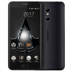 ULEFONE Gemini – 5.5 Zoll LTE FHD Phablet mit Android 6.0, MTK6737 Quad Core 1.5GHz, 3GB RAM, 32GB Speicher, Dual 13MP+8MP & 5MP Kameras, 3.250mAh Akku