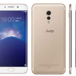 Vivo XPlay6 5.46 Zoll LTE QHD Phablet mit FunTouch 3.0 (Android 6.0), Qualcomm Snapdragon 820 MSM8996 Quad Core 2.15GHz, 6GB RAM, 128GB Speicher, Dual 12/5MP+16MP Kameras (Sony), 4.080mAh Akku