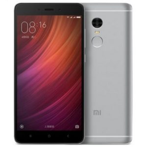 XIAOMI Redmi Note 4X – 5.5 Zoll LTE FHD Phablet mit Android 6.0, Snapdragon 625 Octa Core 2.0GHz, 3-4GB RAM, 16-64GB Speicher, 13MP & 5MP Kameras, 4.100mAh Akku