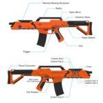 Qkfly VR PP Gun FPS Bluetooth Game Controller