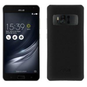 ASUS Zenfone AR – 5,7 Zoll QHD Oberklasse-Smartphone mit Android 7.0, Snapdragon 821 MSM8996 Pro CPU, 8GB RAM + 128GB ROM, 23MP Kamera mit Sony IMX 318 Sensor (OIS + EIS) + 8MP Selfie-Kamera (LED-Blitz) und 3.300mAh Akku mit Quick Charge per USB-C