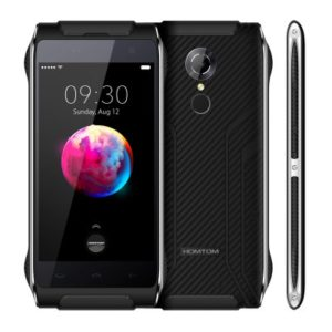 HOMTOM HT20 Pro – 4.7 Zoll LTE HD Outdoor Smartphone mit Android 6.0, MTK6753 Octa Core 1.3GHz, 3GB RAM, 32GB Speicher, 13MP & 5MP Kameras, 3.500mAh Akku