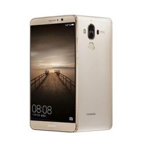HUAWEI Mate 9 – 5.9 Zoll LTE FHD Phablet mit Android 7.0, Kirin 960 Octa Core 2.4GHz, 4-6GB RAM, 32-128GB Speicher, Dual 20MP+12MP & 8MP Kameras, 4.000mAh Akku