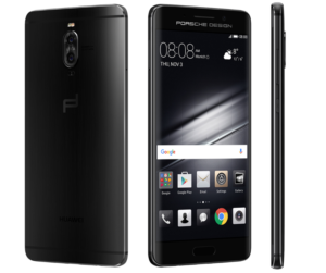 HUAWEI Mate 9 PORSCHE DESIGN – 5.5 Zoll LTE QHD Phablet mit Android 7.0, HiSilicon Kirin 960 Octa Core 2.4GHz, 6GB RAM, 256GB Speicher, Dual 20MP/20MP+8MP Kameras, 4000mAh Akku
