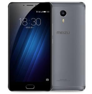 MEIZU M3 Max – 6.0 Zoll LTE FHD Phablet mit Android 6.0, Helio P10 Octa Core 1.8GHz, 3GB RAM, 64GB Speicher, 13MP & 5MP Kameras, 4.100mAh Akku