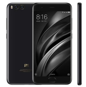 XIAOMI Mi 6 – 5.2 Zoll LTE QHD Phablet mit Android 7.0, Snapdragon 835 Octa Core 2.5GHz, 6GB RAM, 64-128GB Speicher, Dual 12MP+12MP & 8MP Kameras, 3.350mAh Akku