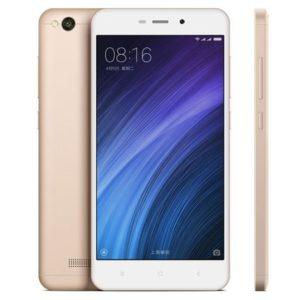 XIAOMI Redmi 4A – 5.0 Zoll LTE HD Phablet mit Android 6.0, Snapdragon 425 Quad Core 1.4GHz, 2GB RAM, 16-32GB Speicher, 13MP & 5MP Kameras, 3.120mAh Akku