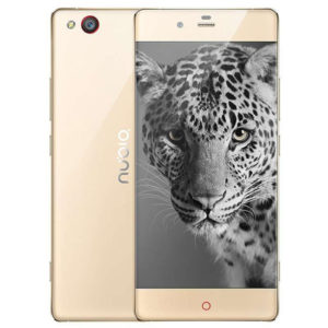 ZTE Nubia Z9 Elite – 5.2 Zoll LTE FHD Phablet mit Android 5.0, Snapdragon 810 Octa Core 2.0GHz, 4GB RAM, 64GB Speicher, 16MP & 8MP Kameras, 2.900mAh Akku