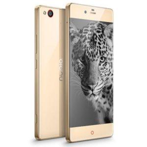 ZTE Nubia Z9 5.2 Zoll LTE FHD Phablet mit Android 5.0, Snapdragon 810 Octa Core 2.0GHz, 3GB/4GB RAM, 32GB/64GB Speicher, 16MP+8MP Kameras, 2.900mAh Akku