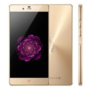 ZTE NUBIA Z9 Max Elite – 5.5 Zoll LTE FHD Phablet mit Android 5.0, Snapdragon 810 Octa Core 2.0GHz, 3GB RAM, 64GB Speicher, 16MP & 8MP Kameras, 2.900mAh Akku