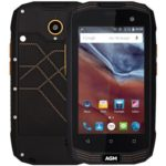 AGM A2 4.0 Zoll LTE WVGA Outdoor Smartphone mit Android 5.1, MSM8909 Quad Core 1.1GHz, 2GB RAM, 16GB Speicher, 8MP+2MP Kameras, 2.600mAh Akku