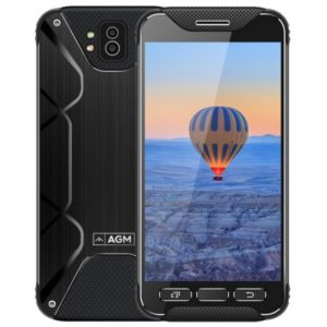 AGM X2 Pro – 5.5 Zoll LTE FHD Outdoor Phablet mit Android 7, Snapdragon 820 Quad Core 2.15GHz, 6GB RAM, 128GB Speicher, Dual 16MP+16MP & 13MP Kameras, 6.000mAh Akku