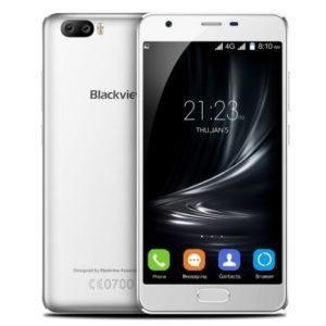 BLACKVIEW A9 Pro – 5.0 Zoll LTE HD Smartphone mit Android 7.0, MTK6737 Quad Core 1.3GHz, 2GB RAM, 16GB Speicher, Dual 8MP+0.3MP & 2MP Kameras, 3.000mAh Akku