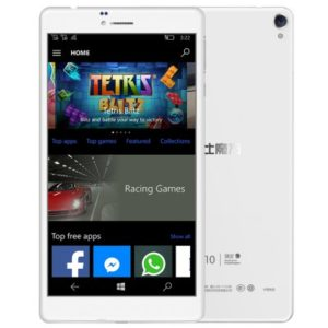 ALLDOCUBE WP10 – 6.98 Zoll LTE HD Tablet Phone mit Windows 10, Snapdragon 210 Quad Core 1.3GHz, 2GB RAM, 16GB Speicher, 5MP & 2MP Kameras, 2.850mAh Akku