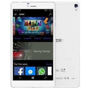 CUBE WP10 – 6.98 Zoll LTE HD Tablet Phone mit Windows 10, Snapdragon 210 Quad Core 1.3GHz, 2GB RAM, 16GB Speicher, 5MP & 2MP Kameras, 2.850mAh Akku