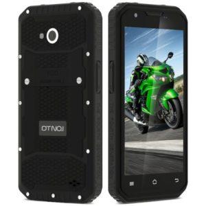 DTNO.I M3 5.0 Zoll LTE HD Outdoor Smartphone mit Android 5.1, MTK6735 Quad Core 1.3GHz, 2GB RAM, 16GB Speicher, 13MP + 5MP Kameras, 4.500mAh Akku