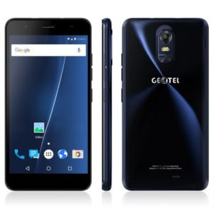 GEOTEL Note – 5.5 Zoll LTE HD Phablet mit Android 6.0, MTK6737 Quad Core 1.25GHz, 3GB RAM, 16GB Speicher, 8MP+5MP Kameras, 3.200mAh Akku