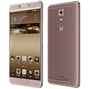GIONEE M6 – 5.5 Zoll LTE FHD Phablet mit Android 6.0, Helio P10 Octa Core 1.8GHz, 4GB RAM, 64-128GB Speicher, 13MP & 8MP Kameras, 5.000mAh Akku