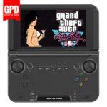 GPD XD – 5.0 Zoll HD Game Pad Konsole mit Android 4.4, RK3288 Quad Core 1.8GHz, 2GB RAM, 16-64GB Speicher, 6.000mAh Akku