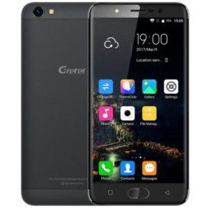 GRETEL A9 – 5.0 Zoll LTE HD Smartphone mit Android 6.0, MTK6737 Quad Core 1.3GHz, 2GB RAM, 16GB Speicher, 8MP+2MP Kameras, 2.300mAh Akku