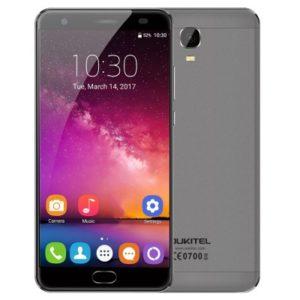 OUKITEL K6000 Plus – 5.5 Zoll LTE FHD Phablet mit Android 7.0, MTK6750T Octa Core 1.5GHz, 4GB RAM, 64GB Speicher, 16MP & 8MP Kameras, 6.080mAh Akku
