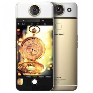 PROTRULY Darling D7 – 5.5 Zoll LTE FHD 360° VR Phablet mit Android 6.0, Helio X20 MTK6797 Octa Core 2.5GHz, 3GB RAM, 32GB Speicher, Dual 13MP+26MP & 8MP 360° VR Kameras, 3.560mAh Akku