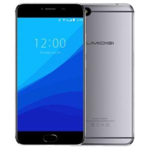 UMIDIGI C Note – 5.5 Zoll LTE FHD Phablet mit Android 7.0, MTK6737T Quad Core 1.5GHz, 3GB RAM, 32GB Speicher, 13MP & 5MP Kameras, 3.800mAh Akku