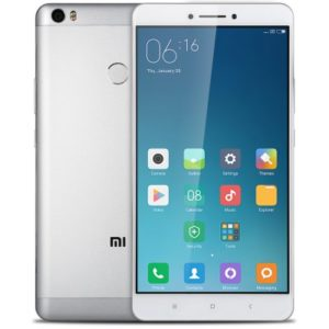 XIAOMI Mi Max 2 – 6.44 Zoll LTE FHD Phablet mit Android 7.1, Snapdragon 625 Octa Core 2.0GHz, 4GB RAM, 32-128GB Speicher, 12MP & 5MP Kameras, 5.300mAh Akku