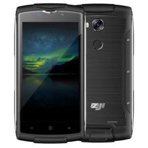 ZOJI Z7 – 5.0 Zoll LTE HD Outdoor Smartphone mit Android 6.0, MTK6737 Quad Core 1.3GHz, 2GB RAM, 16GB Speicher, 8MP+2MP Kameras, 3.000mAh Akku