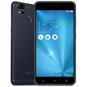 ASUS ZenFone 3 Zoom – 5.5 Zoll LTE FHD Phablet mit Android 6.0, Snapdragon 625 Octa Core 2.0GHz, 4GB RAM, 64-128GB Speicher, Dual 12MP+12MP & 13MP Kameras, 5.000mAh Akku