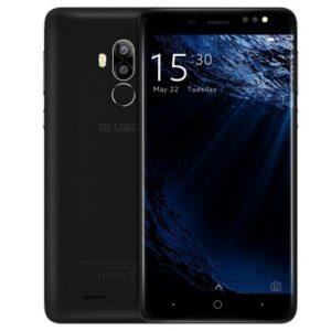 BLUBOO D1 – 5.0 Zoll 3G HD Smartphone mit Android 7.0, MTK6580A Quad Core 1.3GHz, 2GB RAM, 16GB Speicher, Dual 5MP+2MP & 2MP+0.3MP Kameras, 2.600mAh Akku