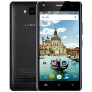 CUBOT Echo – 5.0 Zoll 3G HD Smartphone mit Android 6.0, MTK6580 Quad Core 1.3GHz, 2GB RAM, 16GB Speicher, 13MP & 5MP Kameras, 3.000mAh Akku