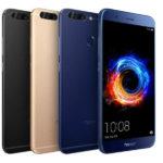 HUAWEI HONOR 8 Pro – 5.7 Zoll LTE QHD Phablet mit Android 7.0, Kirin 960 Octa Core 2.3GHz, 6GB RAM, 64GB Speicher, Dual 12MP+12MP & 8MP Kameras, 4.000mAh Akku