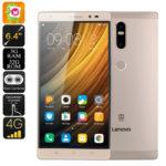 LENOVO Phab 2 Plus – 6.44 Zoll LTE FHD Phablet mit Android 6.0, MTK8783 Octa Core 1.3GHz, 3GB RAM, 32GB Speicher, 13MP & 8MP Kameras, 4.050mAh Akku