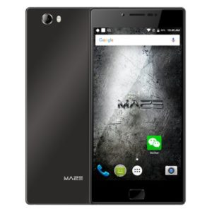 MAZE Blade 5.5 Zoll LTE FHD Phablet mit Android 6.0, MTK6753 Octa Core 1.3GHz, 3GB RAM, 32GB Speicher, 13MP+8MP Kameras, 3.000mAh Akku