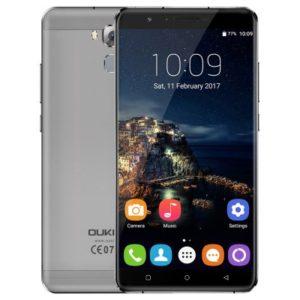 OUKITEL U16 Max – 6.0 Zoll LTE HD Phablet mit Android 7.0, MTK6753 Octa Core 1.3GHz, 3GB RAM, 32GB Speicher, 13MP & 5MP Kameras, 4.000mAh Akku