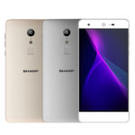 SHARP A1 5.5 Zoll LTE FHD Phablet mit Android 6.0, Helio X20 Deca Core 2.3GHz, 4GB RAM, 32GB Speicher, 16MP+8MP Kameras, 3.000mAh Akku