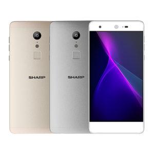 SHARP A1 – 5.5 Zoll LTE FHD Phablet mit Android 6.0, Helio X20 Deca Core 2.3GHz, 4GB RAM, 32GB Speicher, 16MP & 8MP Kameras, 3.000mAh Akku