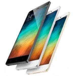 XIAOMI Mi 6 Plus – 5.7 Zoll LTE FHD Phablet mit Android 7.0, Snapdragon 835 Octa Core 2.5GHz, 6GB RAM, 64-128GB Speicher, Dual 12MP+12MP & 8MP Kameras, 4.500mAh Akku