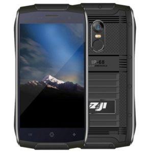HOMTOM ZOJI Z6 – 4.7 Zoll 3G HD Outdoor Smartphone mit Android 6.0, MTK6580 Quad Core 1.3GHz, 1GB RAM, 8GB Speicher, 5MP & 2MP Kameras, 3.000mAh Akku