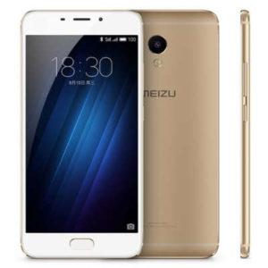 MEIZU M3E – 5.5 Zoll LTE FHD Phablet mit YunOS, Helio P10 Octa Core 1.8GHz, 3GB RAM, 32GB Speicher, 13MP & 5MP Kameras, 3.100mAh Akku