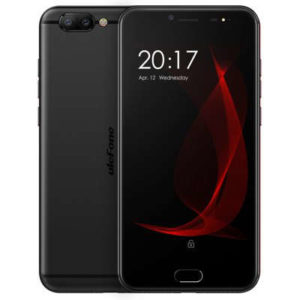 ULEFONE Gemini Pro – 5.5 Zoll LTE FHD Phablet mit Android 7.1, Helio X27 Deca Core 2.6GHz, 4GB RAM, 64GB Speicher, Dual 13MP+13MP & 8MP Kameras, 3.680mAh Akku