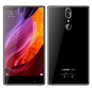 UMIDIGI Crystal – 5.5 Zoll LTE FHD Phablet mit Android 7.0, MTK6737T Quad Core 1.5GHz, 2GB RAM, 16GB Speicher, Dual 13MP+13MP & 5MP Kameras, 2.650mAh Akku