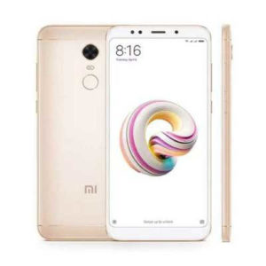 XIAOMI Redmi Note 5 – 5.99 Zoll LTE FHD+ Phablet mit Android 7.0, Snapdragon 625 Octa Core 2.0GHz, 3-4GB RAM, 32-64GB Speicher, 12MP & 5MP Kameras, 4.000mAh Akku