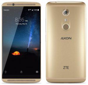 ZTE AXON 7 Max – 6.0 Zoll LTE FHD 3D Phablet mit Android 6.0, Snapdragon 625 Octa Core 2.0GHz, 4GB RAM, 64GB Speicher, Dual 13MP/13MP+13MP Kameras, 4.100mAh Akku