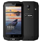 AGM A1Q – 5.0 Zoll LTE HD Outdoor Smartphone mit Android 7.0, Snapdragon 410 Quad Core 1.2GHz, 3-4GB RAM, 32-64GB Speicher,  13MP & 2MP Kameras, 4.050mAh Akku