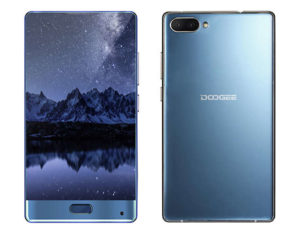 DOOGEE Mix – 5.5 Zoll LTE FHD Phablet mit Android 7.0, Helio P25 Octa Core 2.5GHz, 4-6GB RAM, 64GB Speicher, Dual 16MP+8MP & 5MP Kameras, 3.380mAh Akku
