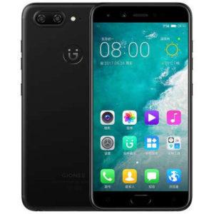 GIONEE S10 – 5.5 LTE FHD Phablet mit Android 7.0, Helio P25 Octa Core 2.5GHz, 6GB RAM, 64GB Speicher, Dual 16MP+8MP & Dual 20MP+8MP Kameras, 3.450mAh Akku