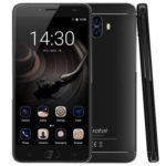 Gretel GT6000 – 5.5 Zoll LTE HD Phablet mit Android 7.0, MTK6737 Quad Core 1.3GHz, 2GB RAM, 16GB Speicher, Dual 13MP/13MP + 5MP Kameras, 6.000mAh Akku