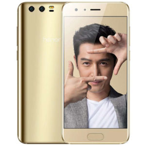 HUAWEI HONOR 9 – 5.15 Zoll LTE FHD Smartphone mit Android 7.0, Kirin 960 Octa Core 2.4GHz, 4-6GB RAM, 64-128GB Speicher, Dual 20MP+12MP & 8MP Kameras, 3.200mAh Akku